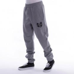 Pelle Pelle Wu-Tang Batlogo Mix sweatpants Grey