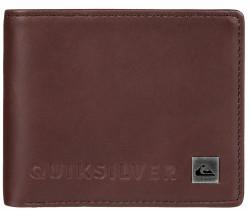 Peňaženka Quiksilver Mack VI chocolate brown