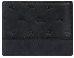 Peňaženka Quiksilver New Classical IV black