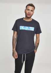 PINK DOLPHIN Letterbox Tee Farba: Navy,