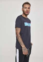 PINK DOLPHIN Letterbox Tee Farba: Navy, #3