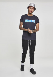 PINK DOLPHIN Letterbox Tee Farba: Navy, #5