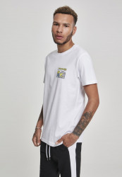PINK DOLPHIN Level Up Tee Farba: white, #1