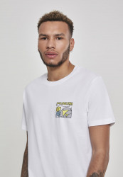 PINK DOLPHIN Level Up Tee Farba: white, #4