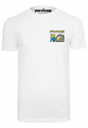 PINK DOLPHIN Level Up Tee Farba: white, #6