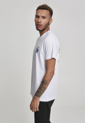 PINK DOLPHIN Roll Tide Tee Farba: white, #1