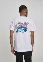PINK DOLPHIN Roll Tide Tee Farba: white, #2