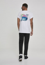 PINK DOLPHIN Roll Tide Tee Farba: white, #5