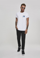 PINK DOLPHIN Roll Tide Tee Farba: white, #6