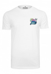 PINK DOLPHIN Roll Tide Tee Farba: white, #8