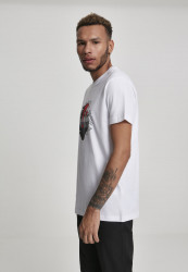 PINK DOLPHIN Summer Waves Tee Farba: white, #1