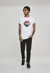 PINK DOLPHIN Summer Waves Tee Farba: white, #4