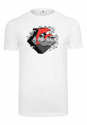 PINK DOLPHIN Summer Waves Tee Farba: white, #6