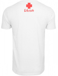 PINK DOLPHIN Summer Waves Tee Farba: white, #7