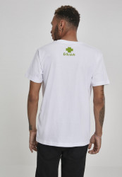 PINK DOLPHIN Supper Tee Farba: white, #2