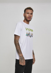 PINK DOLPHIN Supper Tee Farba: white, #3
