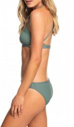 Plavky Roxy Garden Summer Fu Crop Fu Bot duck green #5