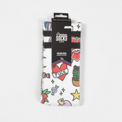 Ponožky American Socks Tattoo Girl - Signature by Rosey Jones