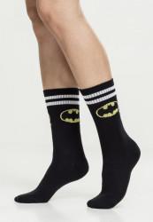 Ponožky Merchcode  Batman Socks Double Pack Farba: black/white,