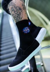 Ponožky MR.TEE NASA Socks Farba: white,