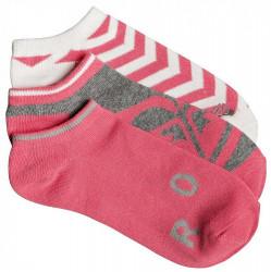 Ponožky Roxy Ankle Socks 3P marshmallow univerzálna veľkosť