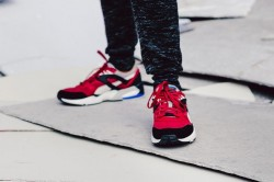 PUMA R698 FLAG BARBADOS CHERRY
