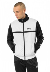 PUSHER Athletics Track Jacket Farba: white,