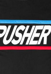 PUSHER More Power Tee Farba: black, #6