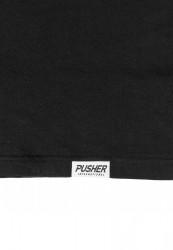 PUSHER More Power Tee Farba: black, #7