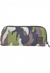 Púzdro Urban Classics Pencil Pouch green camo