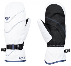 Rukavice na svah Roxy Jetty Mittens bright white