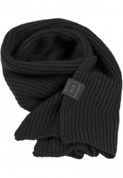Šál MSTRDS Fisherman Scarf black