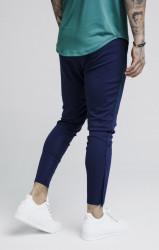 SIK SILK Pánske modré tepláky SikSilk Zonal Pants Farba: Modrá, #2