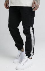 SIK SILK Pánske nohavice SikSilk Taped Cargo Pants