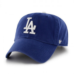 Šiltovka 47 Brand LA Dodgers Clean Up Royal modrá