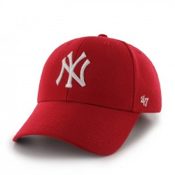 Šiltovka 47 Brand MVP NY Yankees Red White