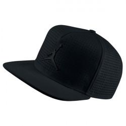 Šiltovka Air Jordan Jumpman Perforated Snapback Black
