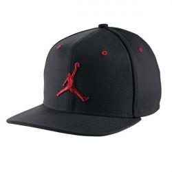 Šiltovka Air Jordan Jumpman Snapback Black Red