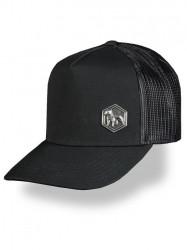 Šiltovka Amstaff Barky Trucker Meshcap black
