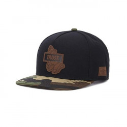 Šiltovka Cayler & Sons C&S WL Trust Lux Cap black/woodland - UNI