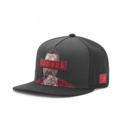 Šiltovka Cayler & Sons White Label Drop Out Cap black / red - UNI