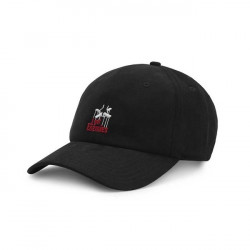 Šiltovka Cayler & Sons White Label Enemies Curved Cap black / red  - UNI
