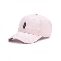 Šiltovka Cayler & Sons WHITE LABEL WL Controlla Curved Cap pale pink / mc - UNI