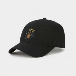 Šiltovka Cayler & Sons WL King Lines Curved Cap black/mc - UNI