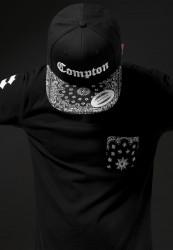 Šiltovka MR.TEE Compton Bandana Cap