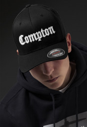 Šiltovka Mr.Tee Compton Flexfit Cap Farba: Khaki,