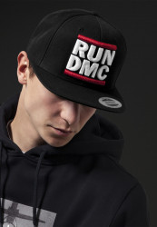 Šiltovka MR.TEE Run DMC Logo Snapback