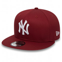 Šiltovka New Era 9Fifty MLB League Esential NY Yankees Snapback Hot Red