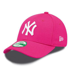 Šiltovka New Era 9Forty Adjustable MLB League New York Yankees Cap Pink/ White