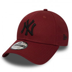 Šiltovka New Era 9Forty Essential NY Yankees Cap Hot Red - UNI